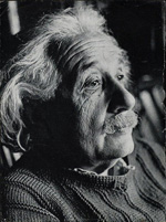 My hero...Einstein!
